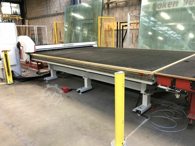 Intermac Genius 37 CT-A Cutting Table