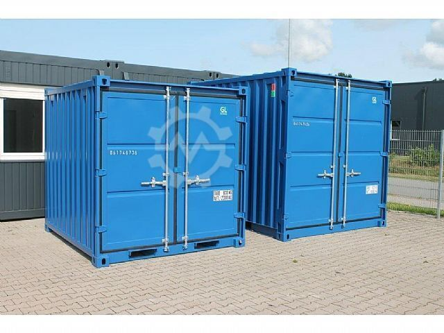 Sonstige/Other Lagercontainer 8ft, auch als 10ft lieferbar