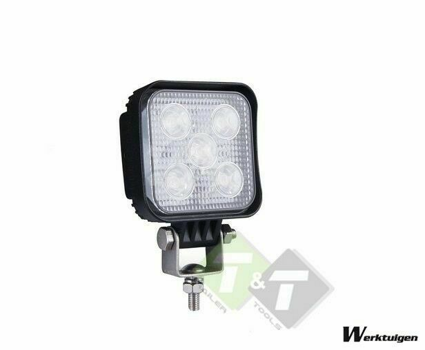 Trailer And Tools Werklamp LED, 15 Watt, Ledlamp