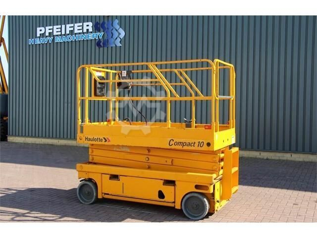 Haulotte COMPACT 10 Electric, 10m Working Height, Non Marki