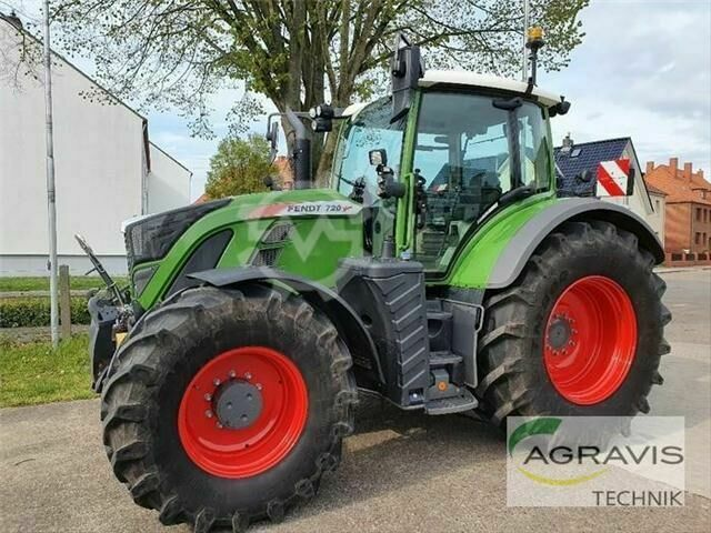 Fendt 720 VARIO S4 POWER PLUS