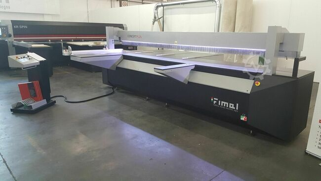 FIMAL PAOLONI CONCEPT 350/3800