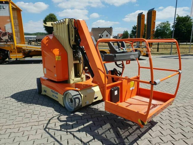 JLG Toucan 12E+  only for rent
