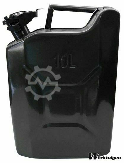 Trailer And Tools Jerrycan 10 liter staal