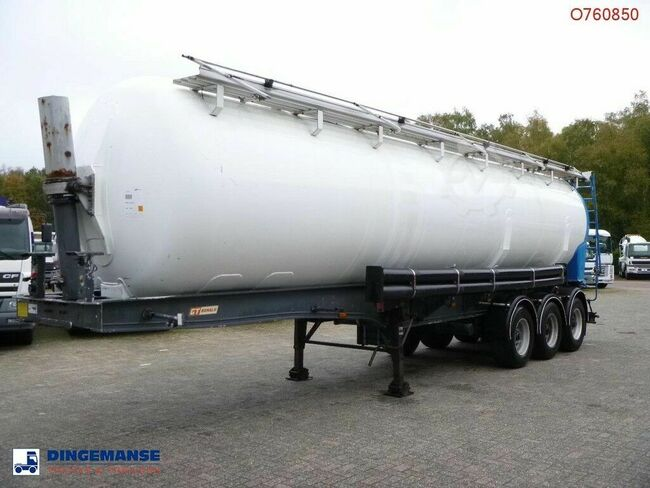 General Trailers / Benalu Powder tank alu 42 m3 (tipping)
