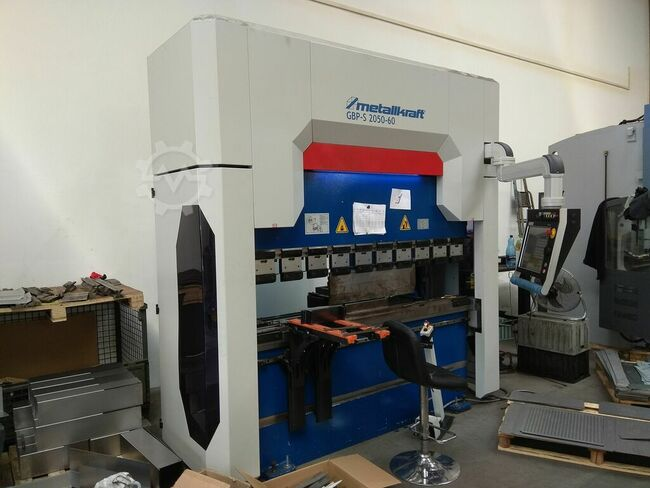 METALLKRAFT GBP-S 2050-60