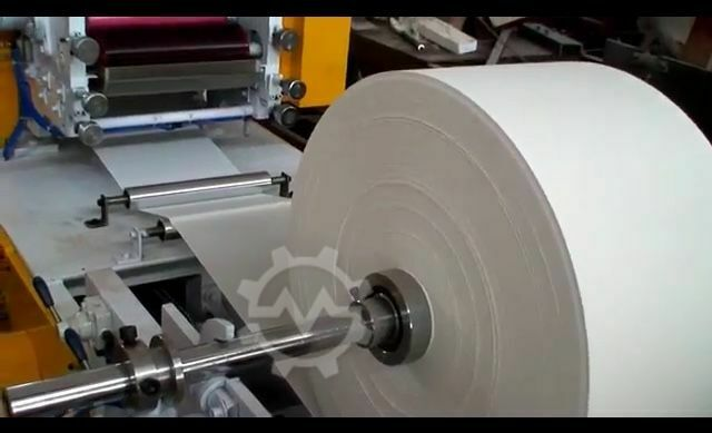 Texo Table napkin production