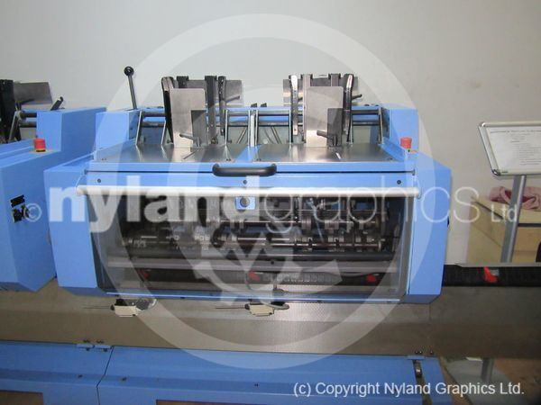 Muller Martini 1551 section feeder (A90)- 2011