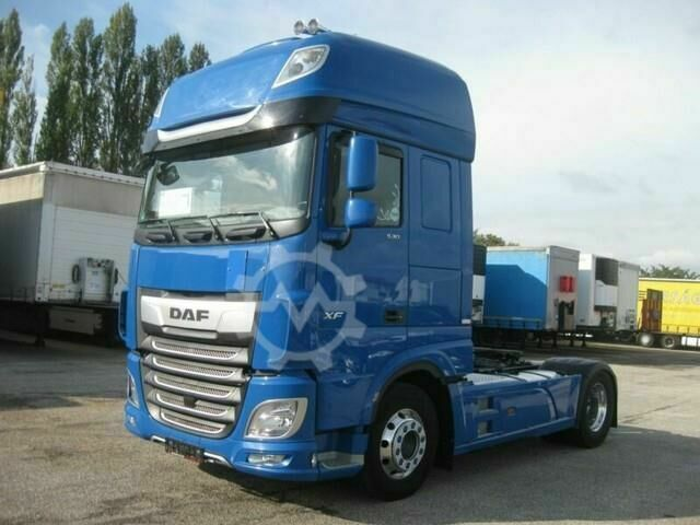 DAF XF 530 SSC Retarder / Leasing