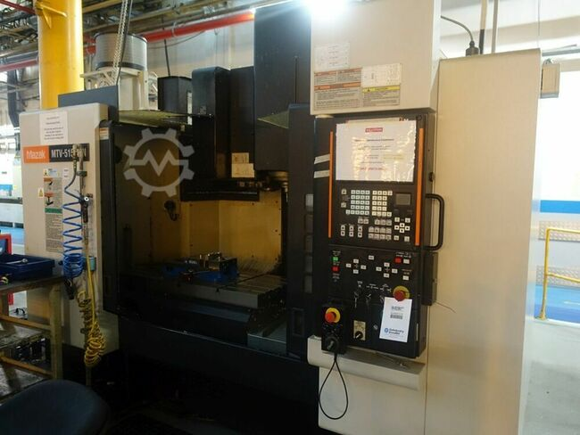 MAZAK MTV515/40 Vertical Machining Centre