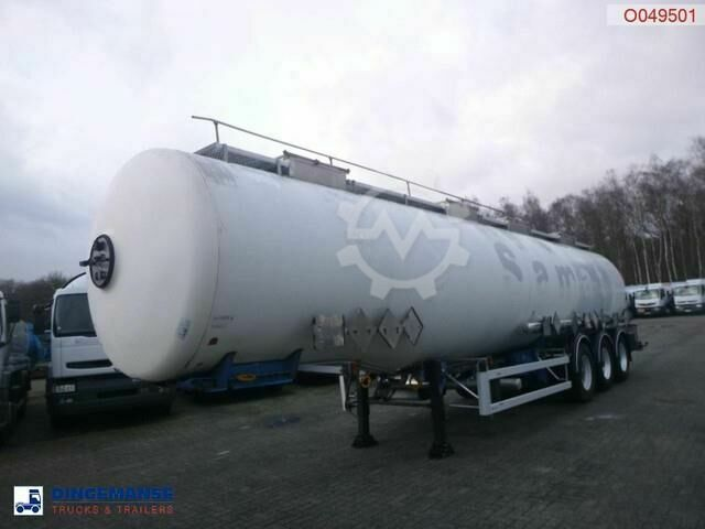Sonstige/Other Magyar Chemical tank inox 35 m3 / 4 comp