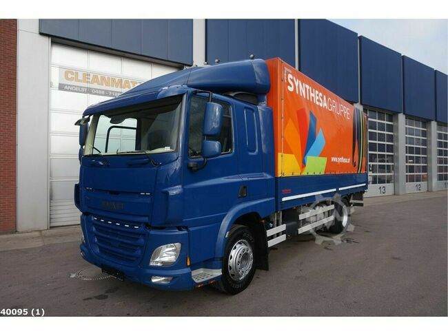 DAF FA CF 330 MX Euro 6 Engine Brake