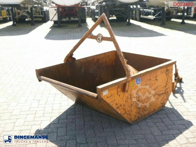 Eichinger Steel dumpster bucket 1044.11 / 800 litres