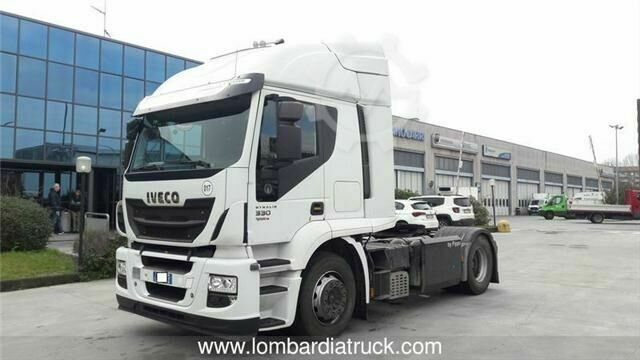 Iveco AT440S33T/P METANO CNG