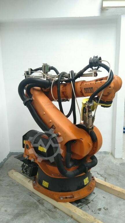KUKA KR200 L170-3 COMP Not Tested