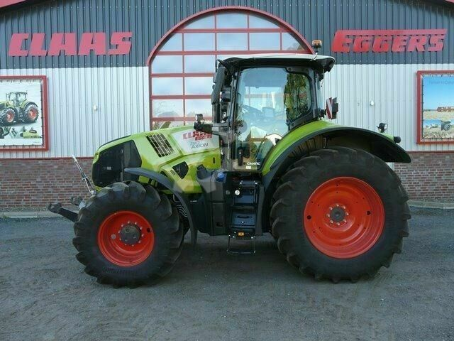 Claas AXION 810 CMATIC CEB