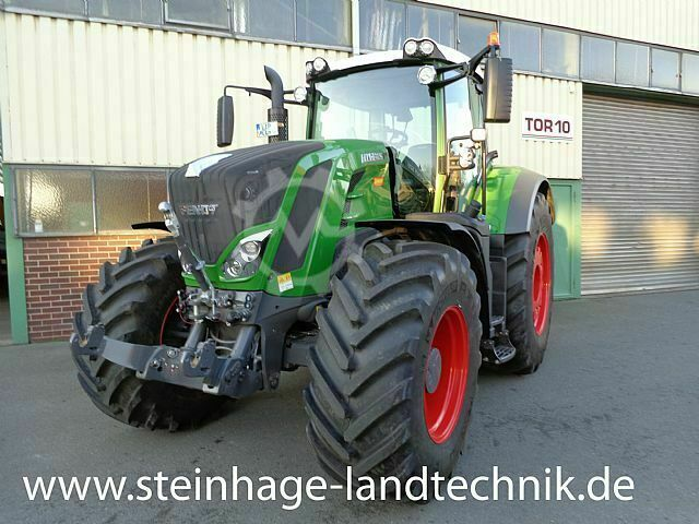 Fendt 826 Vario S4 Profi Plus Vario-Grip