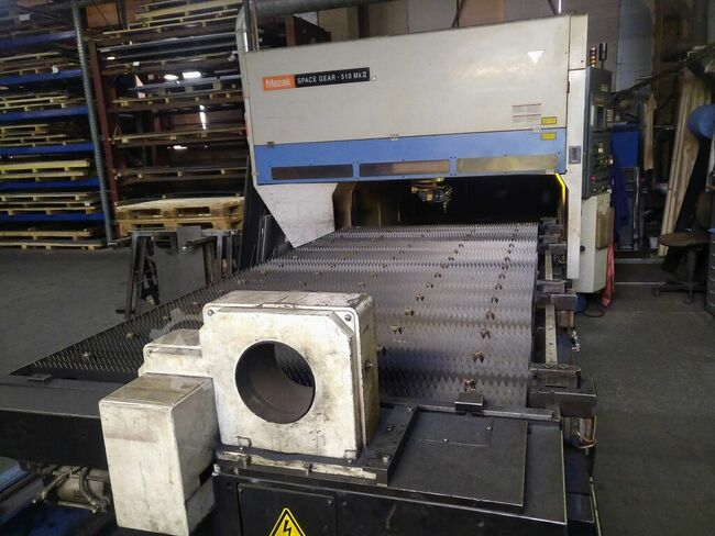 Mazak Space Gear 510 MkII