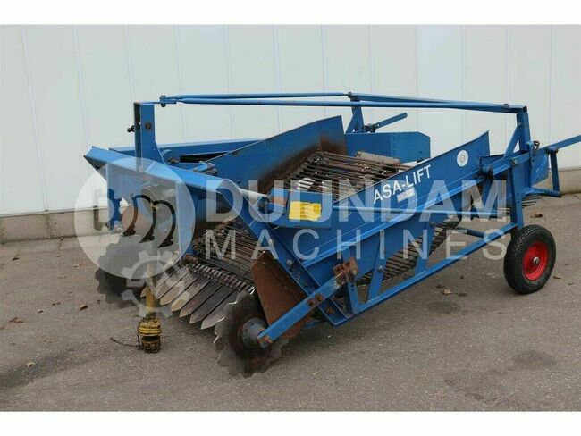 Asa Lift vegetables harvesters 2Row LB