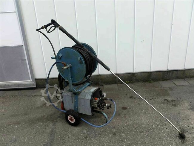 Empas spraying equipment speedcleaner