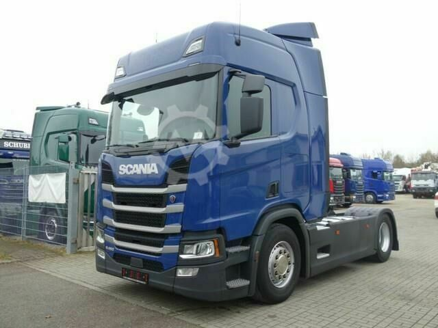 Scania R450 2xTank Retarder / Leasing
