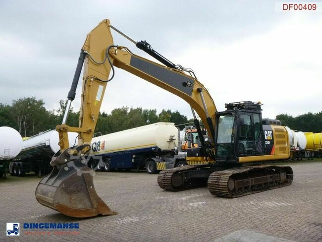 Caterpillar CAT 324EL hydraulic excavator