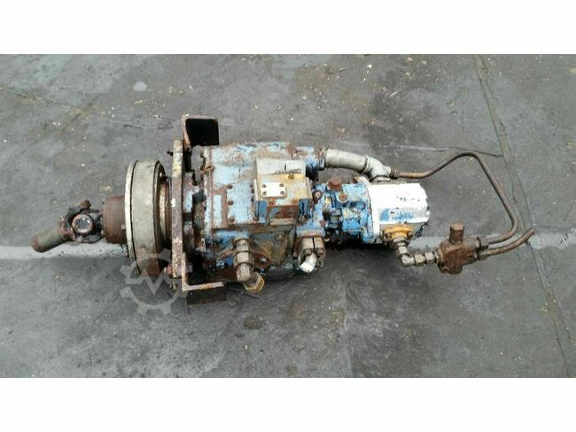 Moog hydraulic pump DO-62-802
