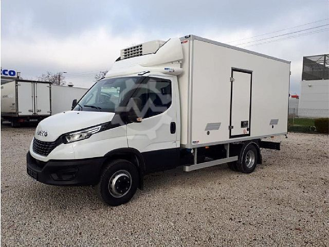 Iveco Daily 70C21A8 Tiefkühkoffer -18 C