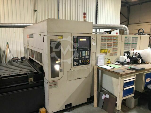 Mazak Hyper turbo X510