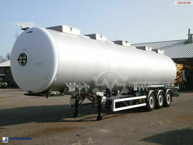 Sonstige/Other Magyar Chemical tank inox 48 m3 / 3 comp.