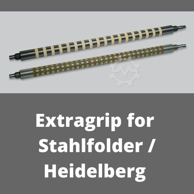 FOLDING ROLLERS EXTRA-GRIP