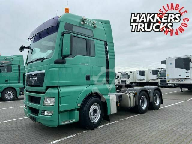 MAN 33.480,6x4, MANUAL,RETARDER
