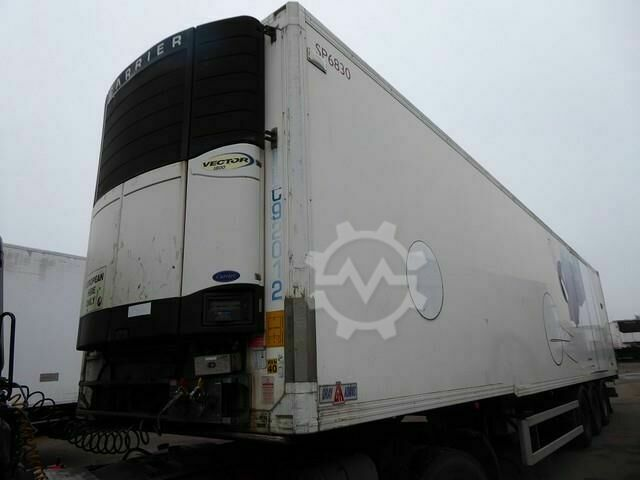 Sonstige/Other Gray & Adams Carrier Vector 1800 , 265 height BPW
