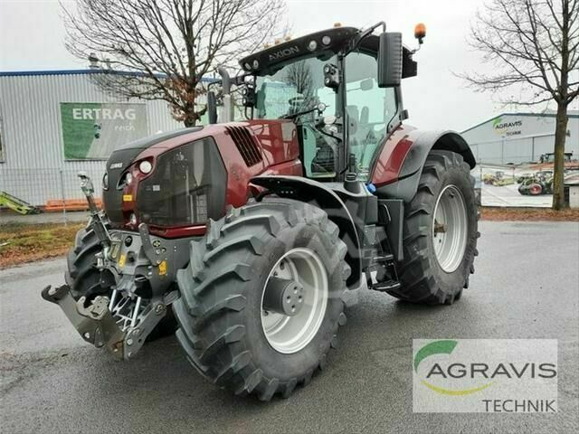 Claas AXION 870 CMATIC CEBIS