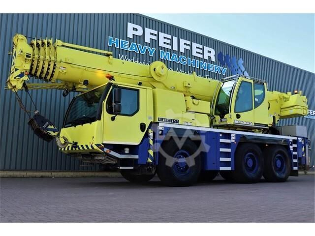 Liebherr LTM1060 3.1 Valid Inspection, 6x6 Drive And 6 Whee