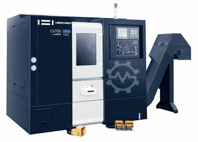 HWACHEON CUTEX 180 BL YSMC