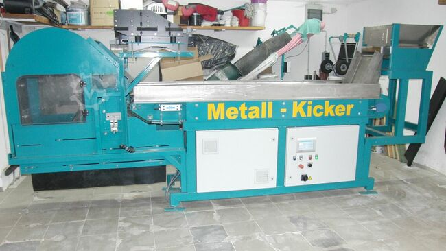 ALREC-TEC GmbH METALL-KICKER 400