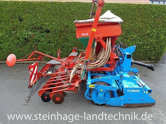 Lemken Drillkombination 3 mtr. Lemken Zirkon 12 u. Accord