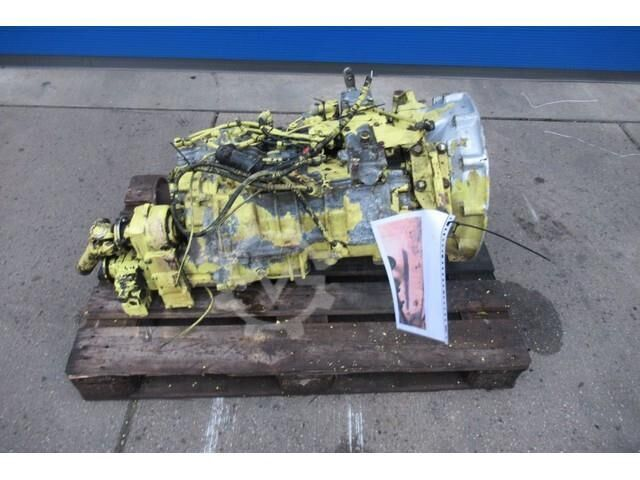MAN Various parts / Frontaxle / Coolers / Steering
