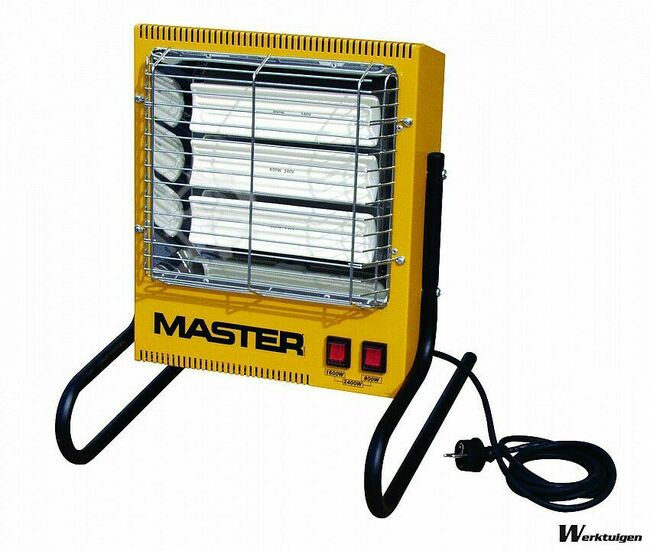 Master TS3A Electriche Heater 2.4.Kw