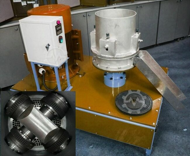Briquetting Technology GFD-0.2