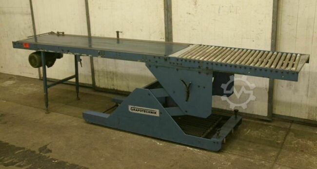 Grafotechnik 550 x 3160 mm