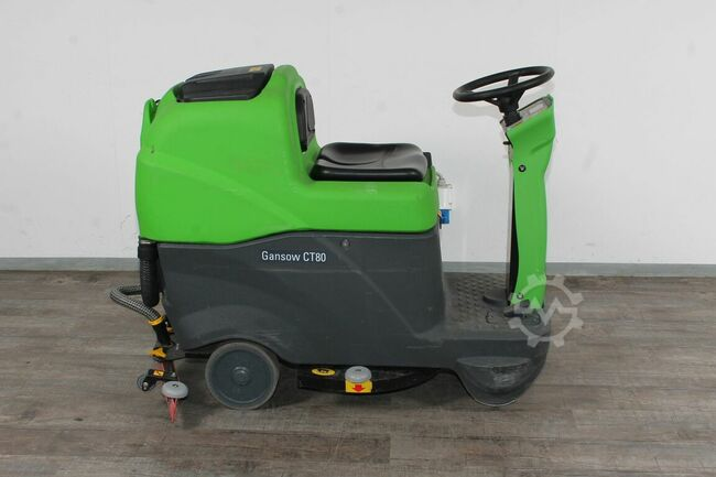 GANSOW IPC  CT80 BT55