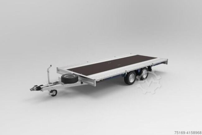 Brian James Trailers Cargo Connect Universalanhänger 475 5442, 5000 x