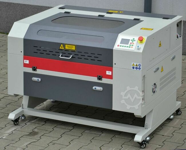 CORMAK LC5070C 80 RECI Co2 NEW MODEL!