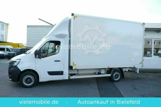 Renault Master 2.3 dCi 165 PS Koffer Neues Modell
