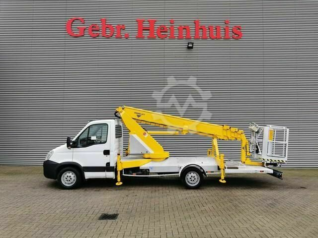 Iveco Daily 35S12 Ommelift 1750 ETZ 17 Meter!