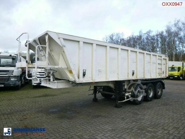 General Trailer Tipper trailer alu 24.5 m3