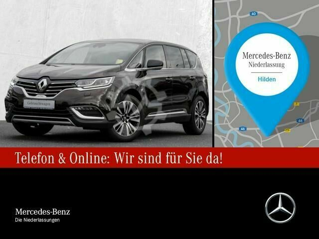 Renault Espace 1.6DCI Initiale Panoramadach