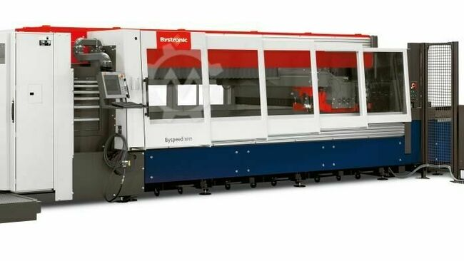 Bystronic (CH) Bystronic BySpeed 3015 4.4kW